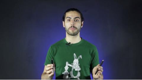Mental Pen<br>Twister Flavor<br>Smoke Cube