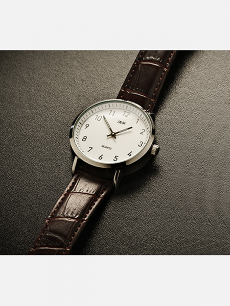 The Watch - White Classic