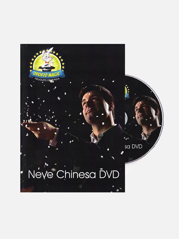 Neve Chinesa DVD
