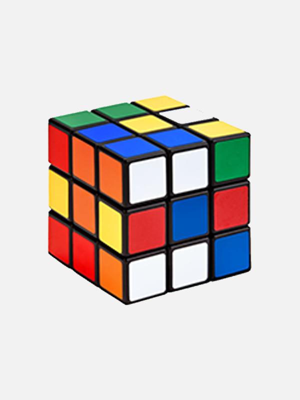Cubo mágico - Teste