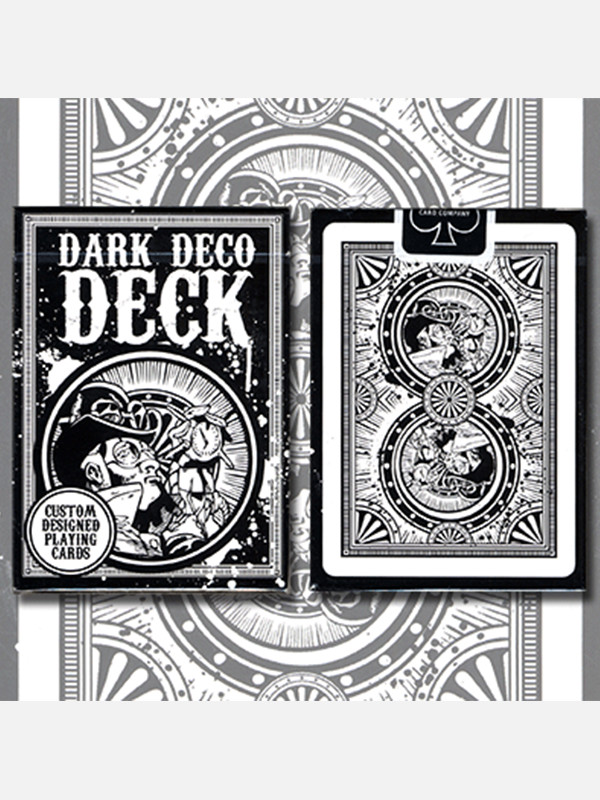 Baralho Dark Deco