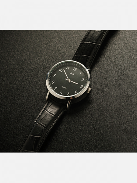 The Watch - Black Classic