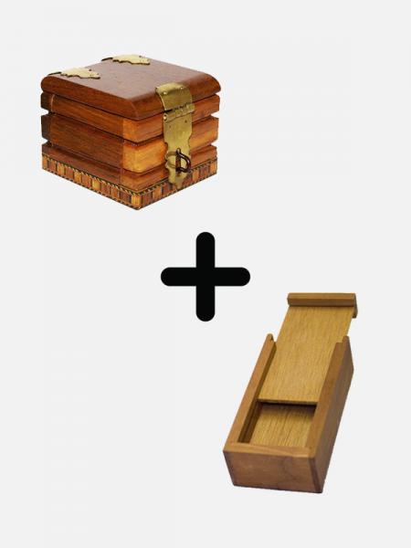 Bundle Lock Box + Rattle Box