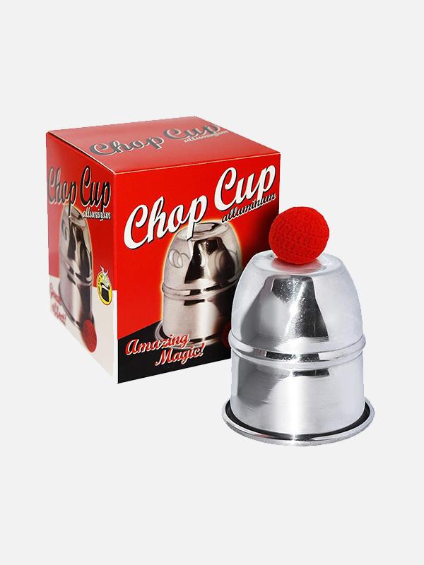 Chop Cup + vídeo explicativo