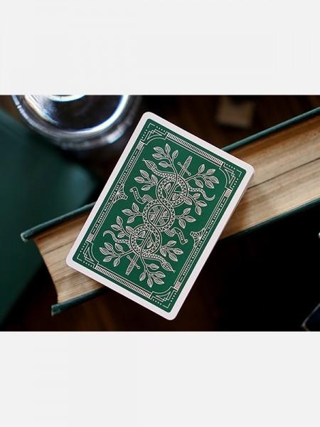 Baralho Monarch Verde