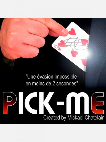 Pick-me by Mickael Chatelain
