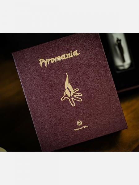Pyromania by TCC & Colin