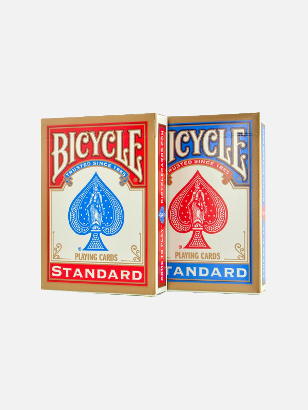 Baralho Bicycle Poker Vermelho