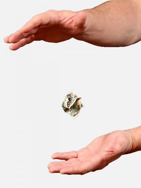 Levitação da Nota + vídeo explicativo