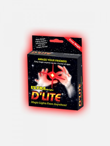 Dlite (Luz dos Dedos) - 2 unidades