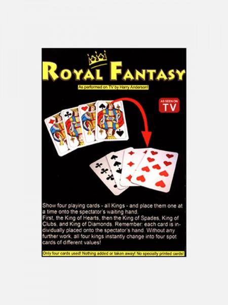 Royal Fantasy + vídeo explicativo