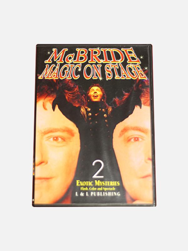 Jeff McBride - Magic on Stage Vol. 2 - Exotic Mysteries