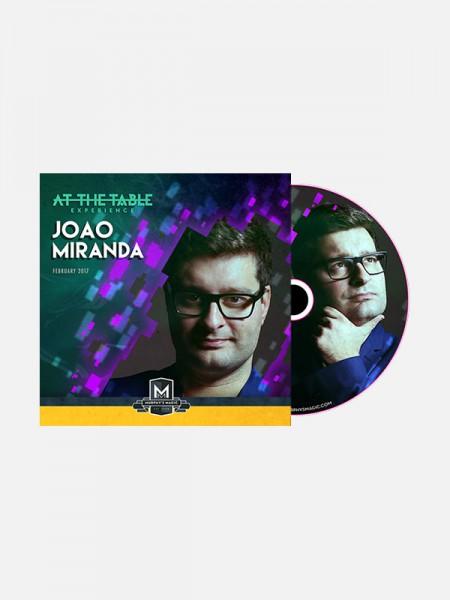 At The Table - João Miranda