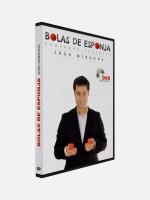 Bolas de Esponja DVD + Oferta de 4 Bolas