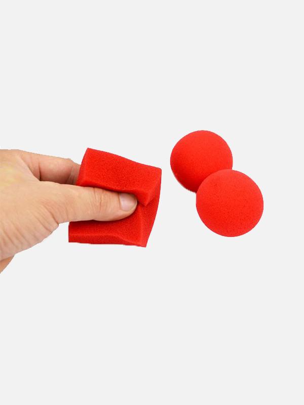 Mistério da Bola em Cubo