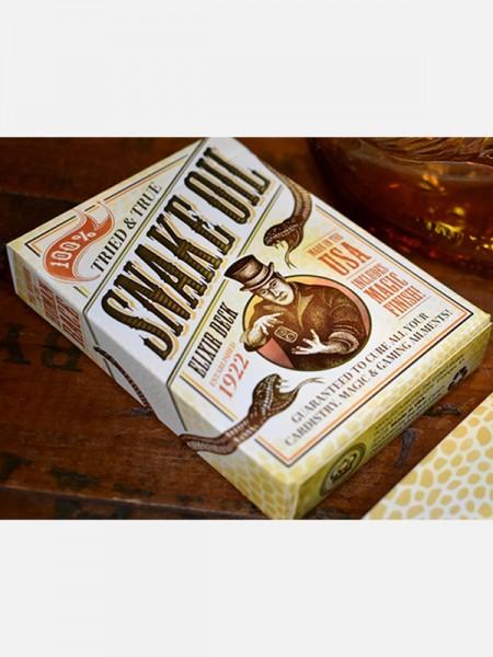 Baralho Snake Oil