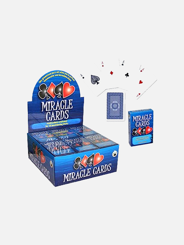 Stripper Deck Miracle Cards