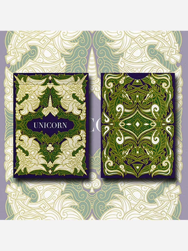 Baralho Unicorn (Emerald)
