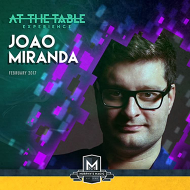 João Miranda - At the Table